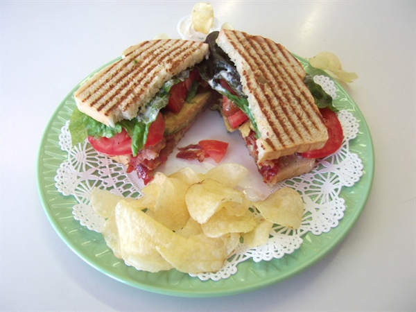 Our Summer Sweetie BLT