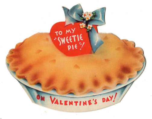 Pie-Themed Valentines