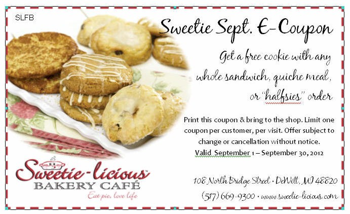 September E-Coupon