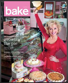 Sweetie-licious Featured in Bake Magazine!