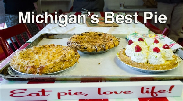 Michigan's Best Pie!!
