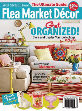 Flea Market Decor Magazine - Spring Issue