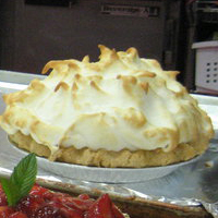 Grandma Rosella's Lemon Meringue Pie