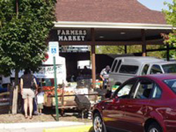 We're at the Meridian Farmers' Market Every Saturday!