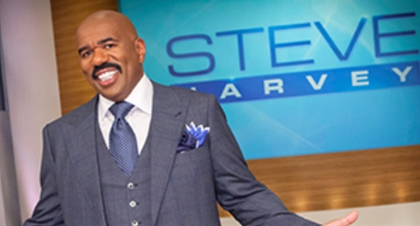 The Steve Harvey Show tapes at Sweetie-licious